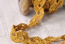 Crochet/Tatting / by Phyllis Wolfe