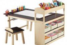 Детский столик. Kids table
