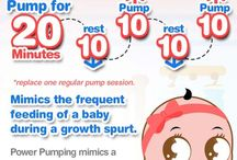 Best Breast Pumping Tips / The Best breast pumping tips, hacks, schedules, storage and cleaning techniques to help you squeeze out every single last drop of liquid gold.