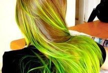hair styles / colors