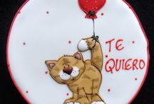 galletas de gato