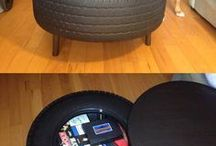 TIRE DISPLAY