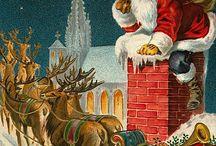 Vintage Christmas / by Jenn Maffioli