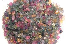 Rocks, stones, and gems