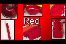 Colors Song for Children, Toddlers, Babies and Kids / Learn the color red and more.  Play a fun children's game of find the red objects.  Sing along with YouTube Superstar for Kids, Patty Shukla. Buy Now: http://www.pattyshuklakidsmusic.com/musicshop