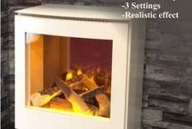 best electric stove fire effects