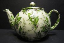 Tea Pot's/ Tea Cups/Sets & Trays