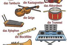 Instrumenty niemieckie