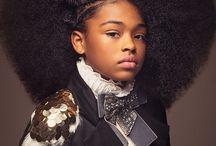 Hair Afro Art