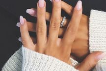 Simple elegant nails