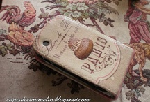 Decoupage Phone Covers