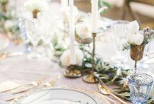 Esküvői dekoráció inspi