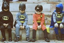 Superheroes / by Marc Shor