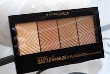 Master Bronze de Maybelline / #maquillage #makeup #contouring