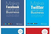 Make Facebook Work for your Business / This Amazon Best Seller in Web Marketing aims to demystify Facebook marketing and teach you step-by-step the principles, strategies and tactics to make Facebook work for your business. Identify and find your ideal customers Generate and capture new leads Drive traffic to your website  Increase sales conversions Build your brand