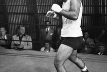 The rock that could not be broken        rocky Marciano  / Boxing