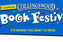Collingswood Book Festival / Join us on Saturday, October 11, 2014 when festival-goers will have an opportunity to stroll more than six blocks of Haddon Avenue filled with nationally recognized authors/speakers for adults and children, as well as booksellers, storytellers, poetry readings, workshops, exhibitors, kid-friendly activities, and entertainment for all ages. This award-winning festival is the longest-running, largest literary event in the Delaware Valley. Remember, all events are free! See you there!  / by Collingswood Public Library