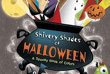 Halloween, Horror & Other Scary Books