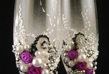 paars met dof glas