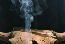 Smudging / by Cassidy Meehan