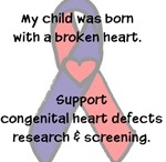 CHD Awareness---My Heart HERO♡ / My son Taylor had open heart surgery in 2011 for his CHD.
