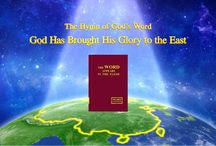 """The Hymn of God's Word """"God Has Brought His Glory to the East""""   The Church of Almighty God"""