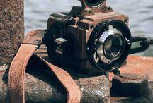 Dora Goodman Cameras / My custom made cameras