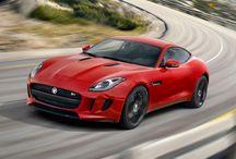 Jaguar / La marque au félin, qui est une marque de berlines luxueuses présente aussi de magnifiques sportives
