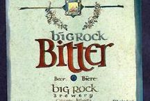 Vintage Big Rock / Since 1985, Big Rock Brewery has blazed the trail for Canadian craft beer. Over our 30 years, we've brewed and released some great beers, and accomplished a great many things. This is board is where we look back and reflect on the legacy that is Big Rock Brewery.