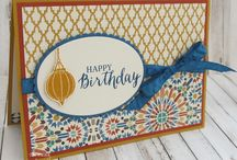 Moroccan nights cards