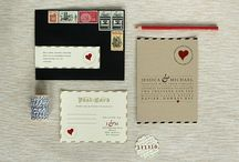 Invitations / by Stacey Runke