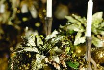 Holiday Decor / Christmas décor inspirations
