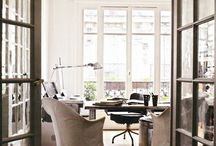 home office / by Cindy Messinger