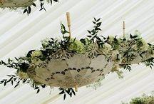 ślub - dekoracja sali