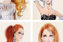 Hayden Williams Influences / Images by Illustrators, Artists and Designers that have influenced me and my work!