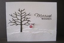Christmas crafts / Christmas cards and craft ideas / by Karen Beaupre