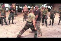 Военный рукопашный бой
