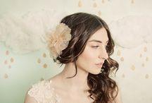 DIY coiffure de mariée de fleur en soie / DIY coiffure de mariée de fleur en soie très magnifique