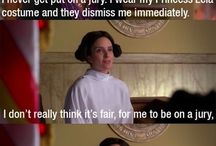 When life gives you Liz Lemon... you laugh because she's hysterical. / by Bekah Wilson