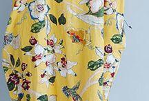 Pannello esterno del vestito