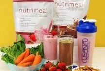 USANA Diet and Energy / USANA's low-glycemic, gluten-free, GMO-free protein food that helps to achieve your weight-loss goals and an healthier body.