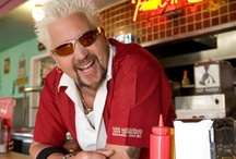Diners, drive-ins and dives  / Triple d' recipes and places  / by Ami Huyton