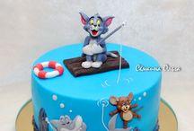 dort Tom a Jerry