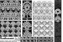 TODO con esquemas - CROCHET / Diagramas / by Irely Martinez Montes
