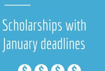 Scholarships / by Carrie Hormel