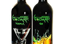 Michael Godard Gin & Vodka