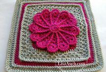 12 Inch Square Crochet