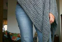 Scarfs to shawls