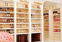 Closet Space / by Sarah Nahass