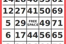 bingo matematico